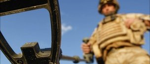 Soldiers talk of dangers of searching for Afghan IEDs