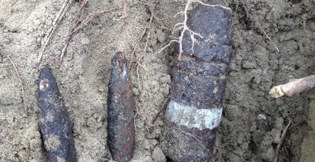 Lőszermentesítés, talajmunkák, robbanótestek elszállítása, területmentesítés – Tűzszerész Szolgáltató