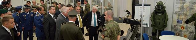 Közép-Európa legnagyobb tűzszerész-szakkiállítása