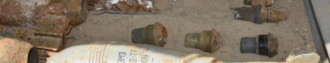 Fegyver- és lőszer-ártalmatlanítási szolgáltatások