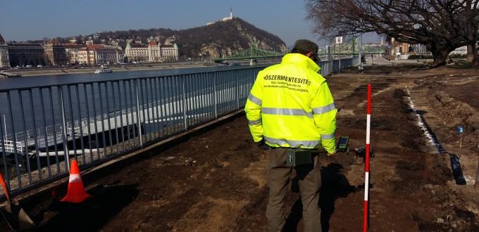 Lőszermentesítés Budapesten