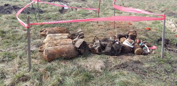 Tűzszerészeti átvizsgálás és robbanószerkezet-mentesítés