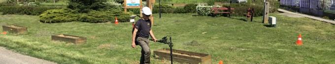 Tűzszerész munka – lőszerkutatás – lőszermentesítés 2018 május KBSZT Kft.