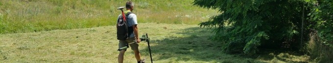 Lőszermentesítés – A VALLON VXI vasdetektor műszaki leírása – tűzszerészet
