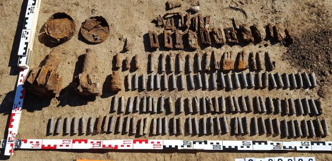 Lővészárok – lőszerkutatás – lőszermentesítés Különleges Biztonsági Szolgáltató és Tanácsadó Kft.