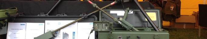 Tűzszerésztechnikai eszköz bemutató – lőszermentesítés – tűzszerész munka