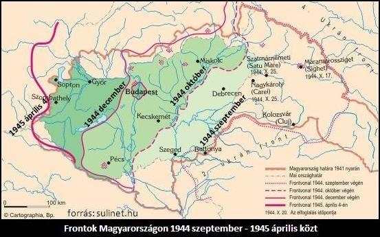 Magyaroszág katonai részvétele a II. világháborúban