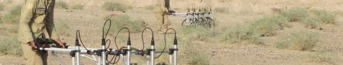 A háborús szennyezéssel érintett területek felszámolása  – lőszermentesítés