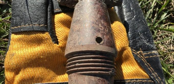 Kivitelezési munkálatokhoz kapcsolódó lőszer-mentesítési feladatok